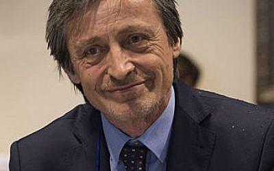 Martin Stropnický, le ministre des Affaires étrangères de la République tchèque (Wikipedia / CC BY 2.0)