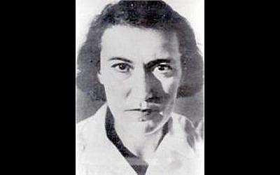 Pvt. Livka Shefer, dont la dépouille a été localisée par l'armée israélienne près de 70 ans après sa mort lors de la guerre d'indépendance de 1948. (Forces de défense israéliennes)