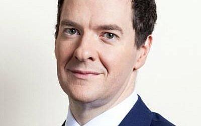 George Osborne, ancien Chancellier de l'Echiquier du Royaume-Uni (Capture d'écran Twitter)