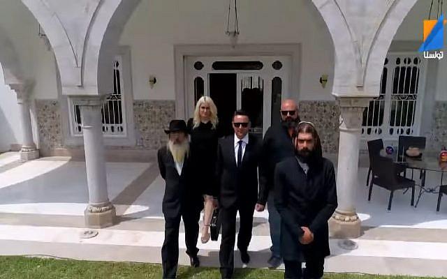 Lancement de l'émission de caméra cachée tunisienne 'Shalom.' (Capture d'écran :  YouTube)