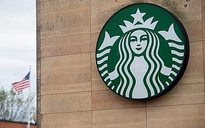 Un magasin Starbucks à Washington, DC, 17 avril 2018. (Saul Loeb/AFP/Getty Images)