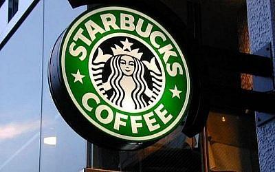 Logo Starbucks (crédit photo : Marco Paköeningrat, via Flickr, CC-BY-SA)