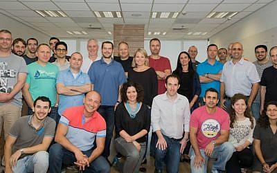 L'équipe de Velostrata (Autorisation)