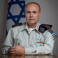 Le major-général Kamil Abu Rokon (publié avec autorisation)