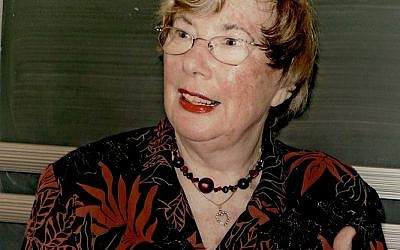 Felicia Langer (Crédit : wikimedia commons/CC BY SA 3.0)