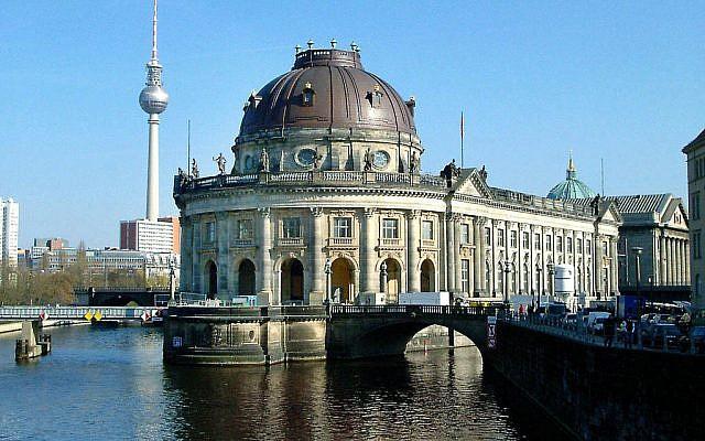 Musée de Bode, Berlin (Crédit : CC BY-SA 3.0)
