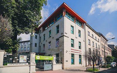 Le centre communautaire juif de Cracovie. (Autorisation)