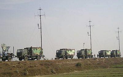 ELI-6063 d'ELTA Systems, qui combine le signal et les capacités de renseignement électronique. ELTA est une filiale d'Israel Aerospace Industries (IAI) (Autorisation).