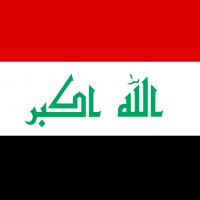 Drapeau irakien (Crédit : Domaine public/Pixabay)