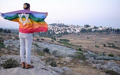 Des changements spectaculaires concernant la question de l'homosexualité commencent à se produire dans le milieux sioniste religieux des implantations. (Autorisation)