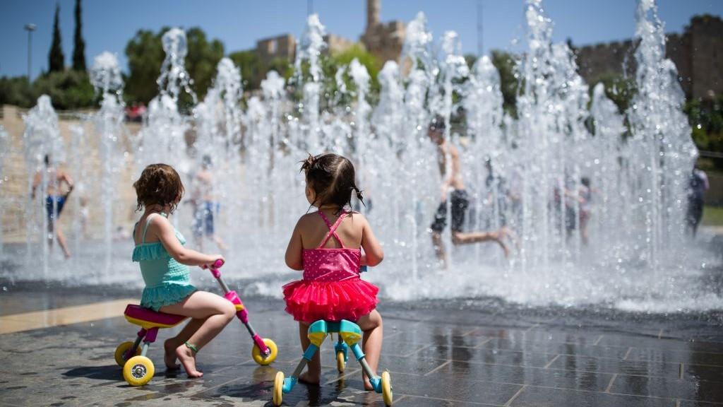 Israël doit se préparer à des températures de 50°C en été, d'après un  expert | The Times of Israël