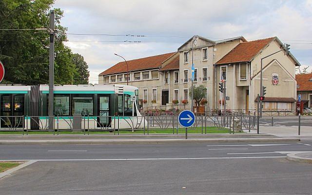 La ville française de Bezons. (CC BY-SA 4.0 Didier Duforest/Wikipedia)