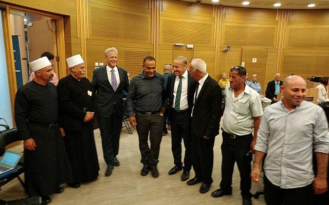 Le bureau du premier ministre organise le tout premier d ner de l 39 iftar the times of isra l - Bureau du premier ministre ...