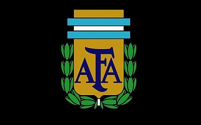 Logo de l'Association Argentine de Football. (Autorisation AFA via Wikimedia Commons)