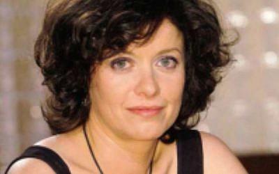 """Elisabeth Lévy, rédactrice en chef de """"Causeur"""" (Crédit: Wikimedia Commons/Causeur)"""