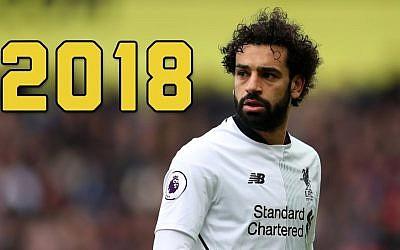 La star égyptienne du football, Mohamed Salah, sélectionné pour le Mondial-2018 en Russie. (Capture d'écran YouTube)