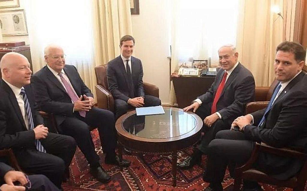 Trump muet sur l'annonce de son plan de paix israélo-palestinien