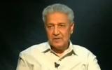 Le père de la bombe atomique au Pakistan, Abdul Qadeer Khan, (Crédit : capture d'écran YouTube)