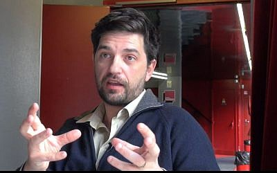 L'acteur portugais Tiago Rodrigues rejoint le boycott culturel d'Israël (Crédit: capture d'écran théâtre de la Bastille)