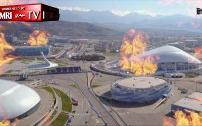 Vidéo de l'État islamique menaçant la Coupe du monde 2018 en Russie (Capture d'écran/MEMRI)