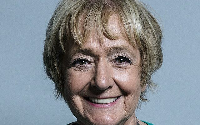 Margaret Hodge, députée (Chris McAndrew, Wikipedia)