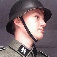 Jack Coulson, néonazi britannique. (Instagram)