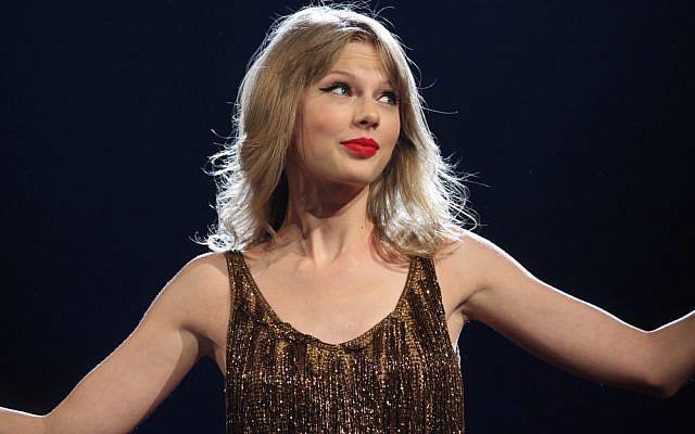 Taylor Swift. (Crédit : Flickr)