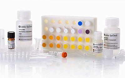 Le kit de diagnostic Bladder EpiCheck développé par Nucleix Ltd. (Autorisation)