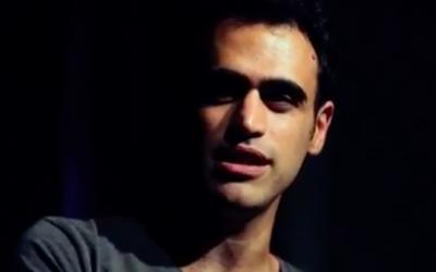 Adam Maor (Crédit : capture d'écran YouTube)