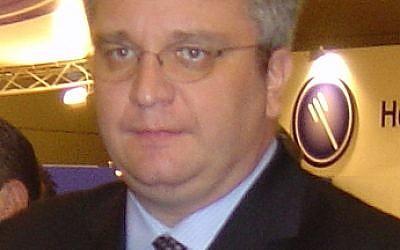 Prince Laurent de Belgique, en 2007. (Crédit : CC BY-SA 3.0)