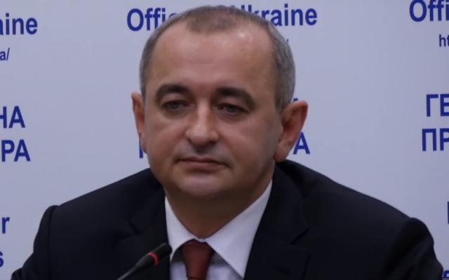 Anatoliy Matios (Crédit : capture d'écran YouTube)