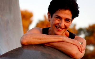 Naomi Bloch Fortis, directrice exécutive de Mekudeshet, le festival d'été unique de Jérusalem, qui se considère désormais comme une citoyenne d'honneur de Jérusalem après dix ans de direction de l'événement annuel (Avec l'aimable autorisation de Naomi Fortis).