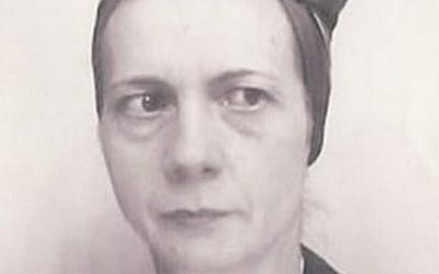 Yvonne Moncet, reconnue Juste parmi les Nations en juin 2018 à titre posthume a sauvé les 4 membres de la famille Weisz (Crédit: capture d'écran AJPN)