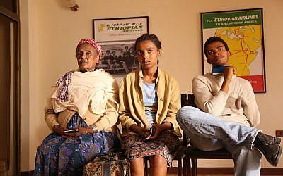 Mina, personnage de 'Fig Tree', film consacré au drame émotionnel connu par une jeune Ethiopienne de 14 ans (Autorisation : Daniel Miller)