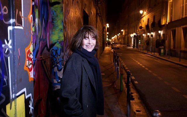 Jane Birkin se produira à Ashdod Le 26 septembre, elle reprendra les chansons de Serge Gainsbourg, accompagnée par l'orchestre symphonique d'Ashdod (Crédit: Carole Bellaiche)
