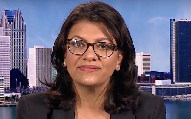 Rashida Tlaib, une démocrate du Michigan qui court pour la Chambre des représentants américaine, interviewée par Democracy Now! le 16 août 2018. (Capture d'écran: YouTube)