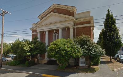Le temple Beth Hatfiloh de la congrégation reconstructionniste à Olympie, Washington, États-Unis. (Capture d'écran : Google Street View)