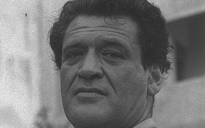 Joseph Kessel en 1948 (Crédit: Hans Pinn/Wikimedia Commons)