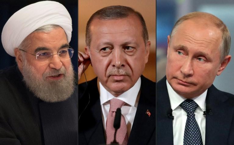 Russie et Turquie d'accord pour se
