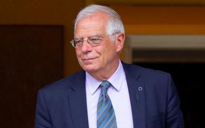 Josep Borrell (Crédit : Wikimedia commons)