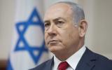 Le Premier Ministre israélien Benjamin Netanyahu lors de la réunion hebdomadaire de son cabinet à Jérusalem le 16 septembre 2018. (Crédit : Sebastian Scheiner/AFP)