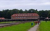 Le camp de concentration du Stutthof en 2007. (Crédit : domaine public)