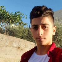 Khalil Jabarin, 17 ans, qui a mortellement poignardé l'Israélien Ari Fuld dans un attentat terroriste commis le 16 septembre 2018 (Capture d'écran /Twitter)