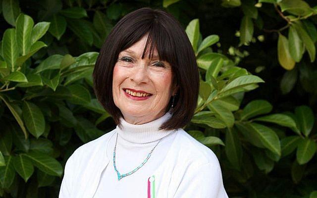 """Sylvia de l'émission """"Nous sommes des Juifs britanniques"""", [We Are British Jews] de la BBC. (Avec l'aimable autorisation de Lion Television/ Peter Gordon)"""
