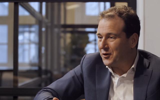 Le chef néerlandais du Labour Lodewijk Asscher (Capture d'écran : YouTube)