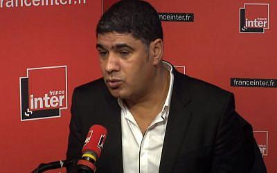 L'islamologue Rachid Benzine (Capture d'écran France Inter/Youtube)