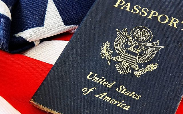 Image d'illustration : un passeport américain (vlana / iStock / Getty Images)