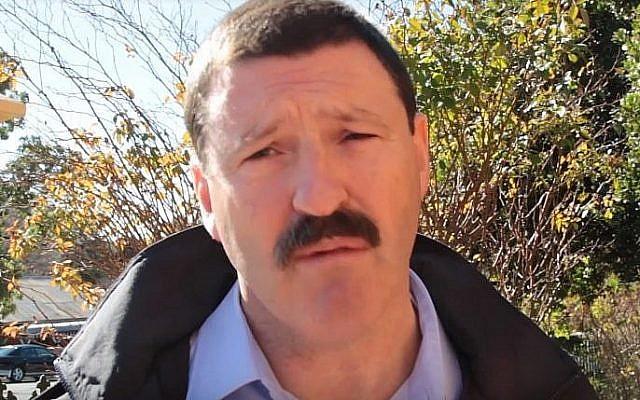 Le député australien Mike Kelly en 2015. (Capture d'écran : YouTube)