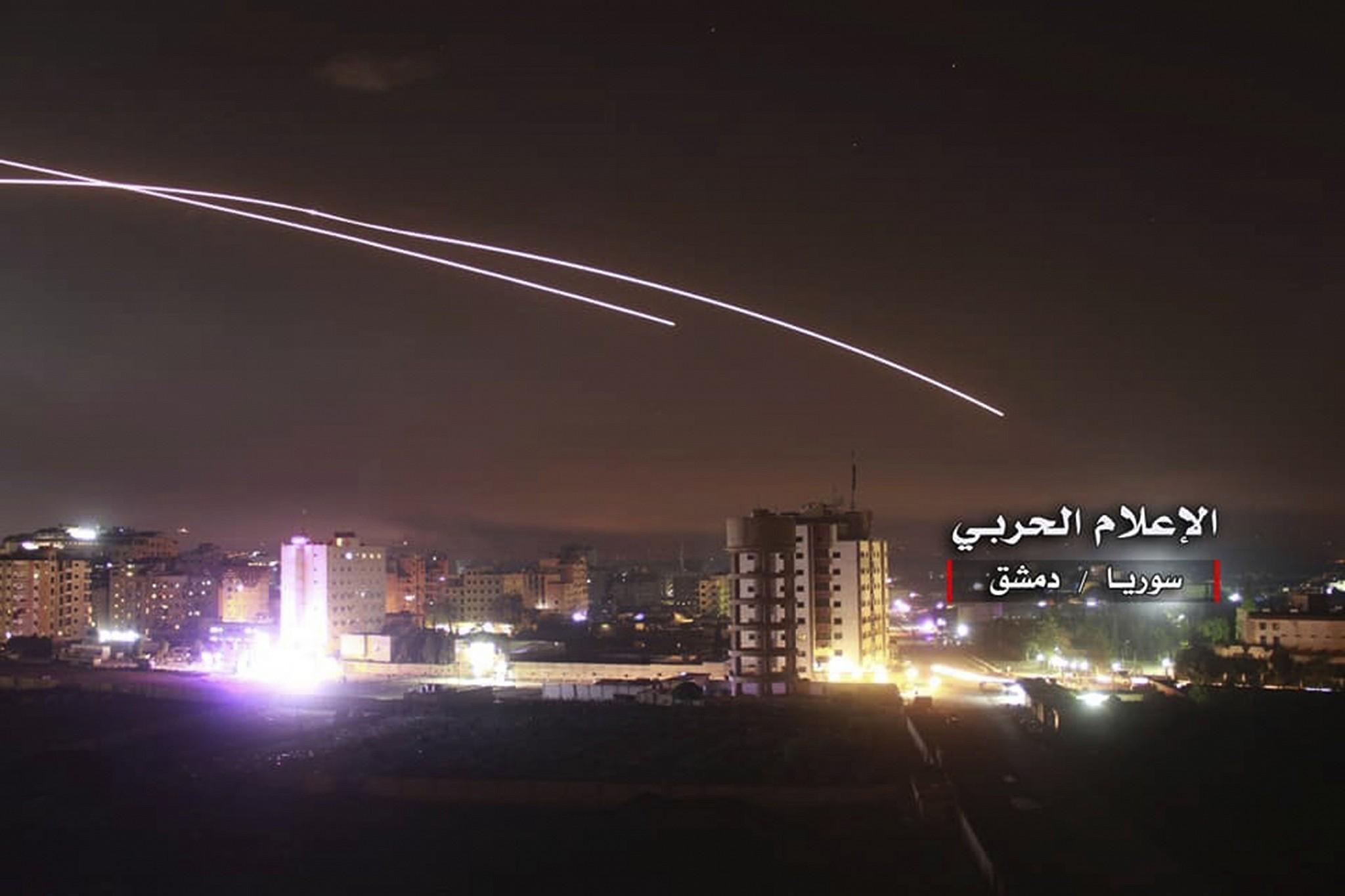 Six Iraniens tués dans les derniers raids israéliens — Syrie