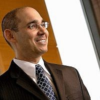 Amir Yaron, professeur de finance. (Crédit : The Wharton School, University of Pennsylvania)